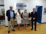 Reunión con CEOE Tenerife