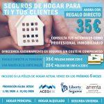 Promoción de seguros de hogar